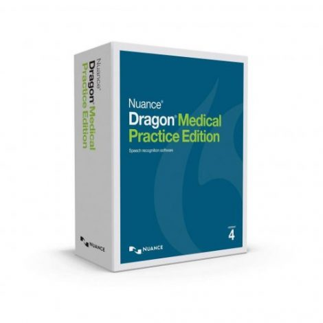 Nuance Dragon Medical Practice Edition 4 1